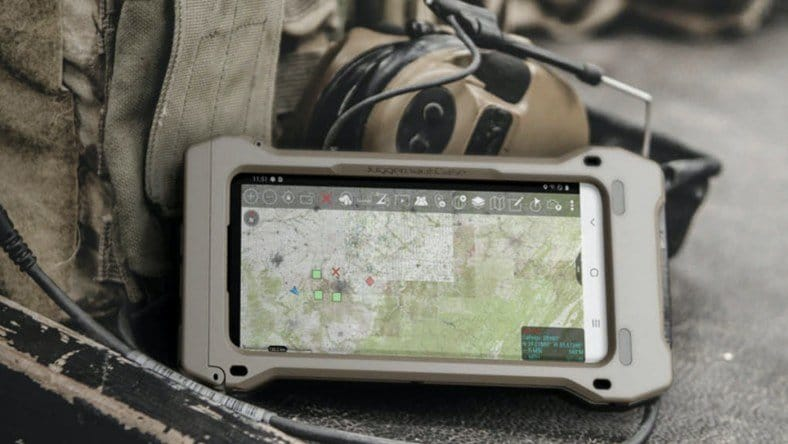 Samsung Galaxy Tactical Edition