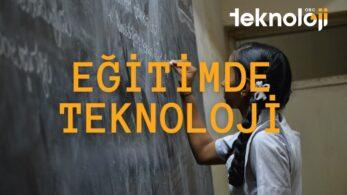 Eğitim Sektöründe Teknoloji Kullanımı
