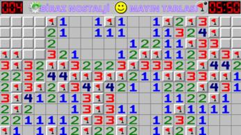 Mayın Tarlası (Minesweeper) Oyunu – 30 Yıllık Serüven