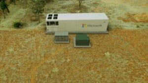 Microsoft'un Yeni Taşınabilir Veri Merkezi