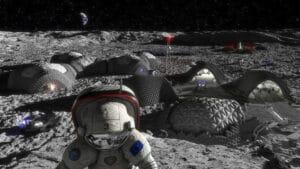 Ay'a Üs inşa Etmek